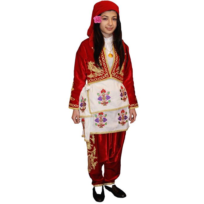Kırklareli Yöresel Kıyafetler