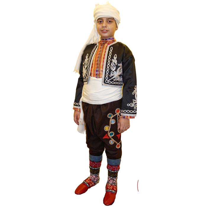 Silifke Yöresel Kıyafetler