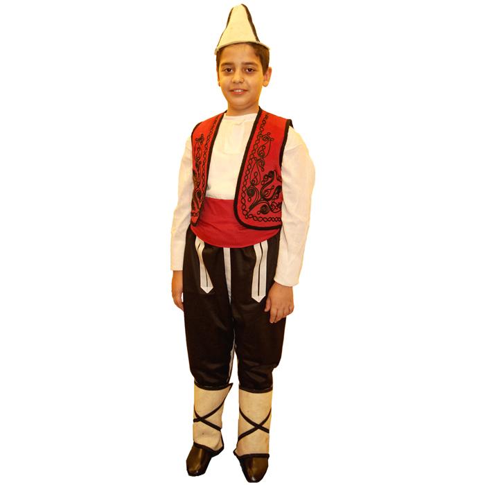 Üsküp Yöresel Kıyafetler
