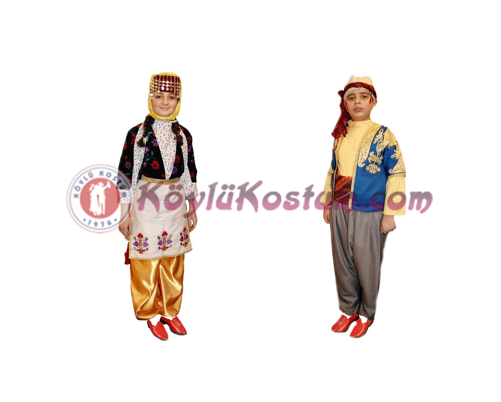 Gaziantep Yöresel Kıyafetler